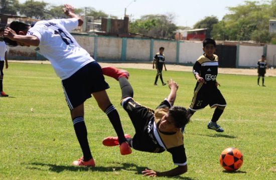 Juegos Escolares 2019: Lourdes, San Miguel y Manuel Scorza debutan con goles y triunfo
