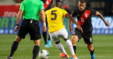 ¡Duro golpe! Perú perdió 1-0 ante Ecuador en amistoso internacional