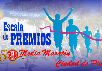 Media Maratón: conozca la escala de premios