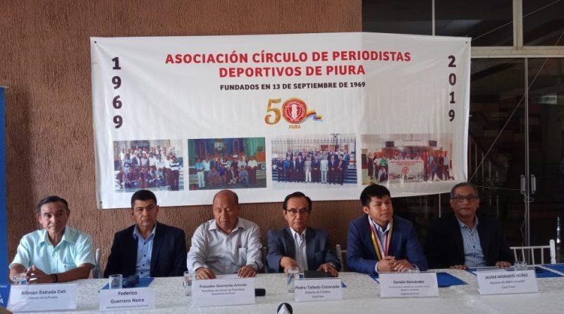 Caja Piura aporta 36 mil 500 soles para maratón