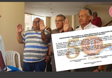 #Elecciones2020: Circulistas a elecciones